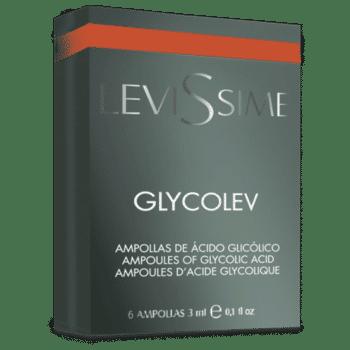 ampoules d'acide glycolique glycolev