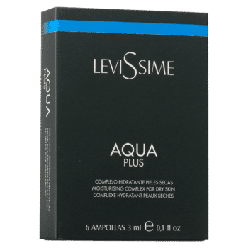 ampoules hydratantes aqua plus